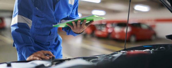 entretien de votre voiture